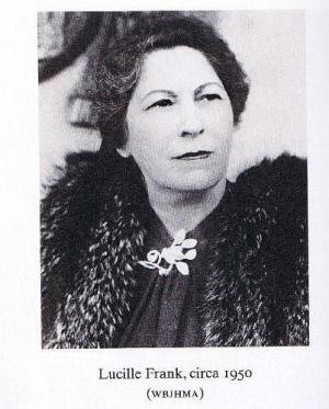 lucille-selig-frank-1950