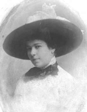 Portrait of Lucille Selig Frank
